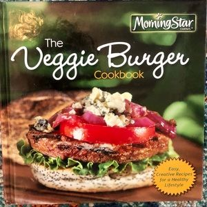 The Veggie Burger cookbook by Morning Star